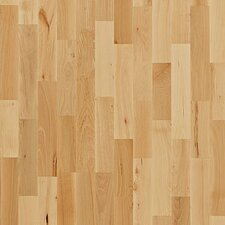 "Scandinavian Naturals 3-Strip 7-7/8"" Engineered Beech Viborg Flooring"