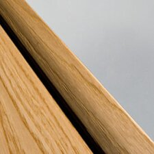White Oak Gunstock Square Nose Reducer