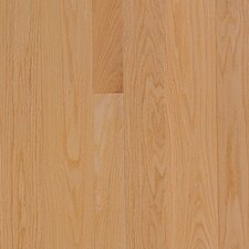 "St. Andrews 3"" Solid Red Oak Flooring in Natural"