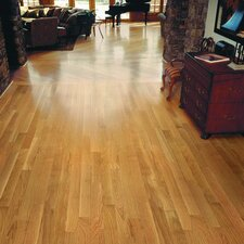 "Jacks Creek 5"" Solid White Oak Flooring in Natural"