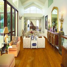 "Harbor Town 3"" Engineered Red Oak Flooring in Gunstock"