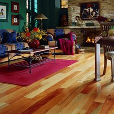 "Jacks Creek 2-1/4"" Solid Hickory Flooring in Natural"