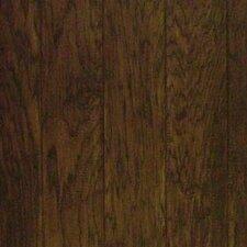 """Dellamano 6-4/5""""  Hickory Espresso Flooring"""