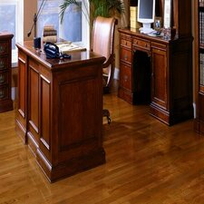 "Jacks Creek 2-1/4"" Solid White Oak Flooring in Honey"