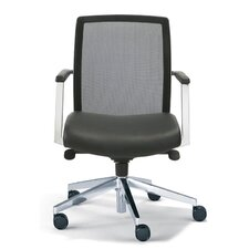Highway Mid-Back Swivel Office Chair