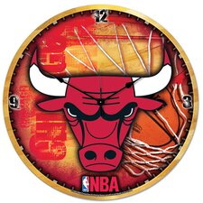 "NBA 18"" High Def Wall Clock"