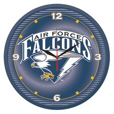 "Collegiate 12.75"" NCAA Wall Clocks"