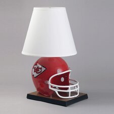 NFL Deluxe Helmet Table Lamp