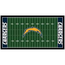 NFL Large Field Mat