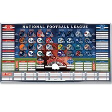 <strong>Wincraft, Inc.</strong> NFL Playoff Board - Mixed Teams