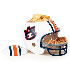 NCAA Snack Helmet Chip & Dip Tray