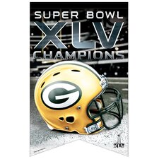 NFL Green Bay Packers Graphic Art Plaque