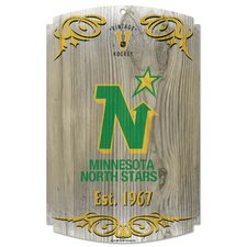 <strong>Wincraft, Inc.</strong> NHL Wood Sign
