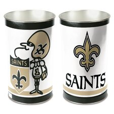 <strong>Wincraft, Inc.</strong> New Orleans Saints Wastebasket