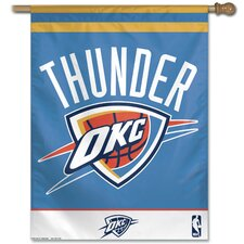 <strong>Wincraft, Inc.</strong> Oklahoma City Thunder Vertical Flag