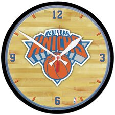 "NBA 12.75"" Wall Clock"