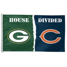 "NFL ""House Divided"" Flag"