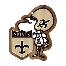 <strong>Wincraft, Inc.</strong> New Orleans Saints Wood Sign