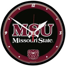 "NCAA 12.75"" Wall Clock"