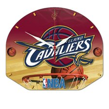 <strong>Wincraft, Inc.</strong> NBA Plaque Wall Clock