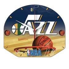 NBA Plaque Clock