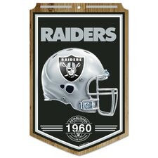 NFL Graphic Art Plaque