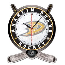 NHL Plaque Clock