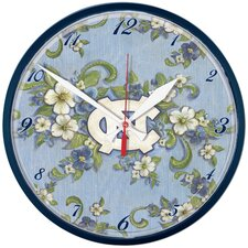 "<strong>Wincraft, Inc.</strong> NCAA 12.75"" Wall Clock"
