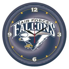 "12.75"" Air Force Falcons Wall Clock"