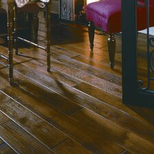 "Shenandoah Solid 4"" Solid Red Oak Flooring in Lonesome Train"