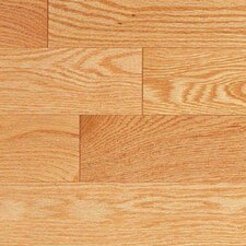 "Rialto Plank 3"" Engineered Red Oak Flooring in Natural"