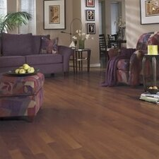 "Hermosa Plank 3"" Engineered Brazilian Hickory Flooring in Briar"