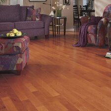 "Hermosa Plank 3"" Engineered Brazilian Hickory Flooring in Sage"
