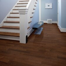 "Palo Alto 3"" Engineered Pecan Flooring in Burnt Umber"