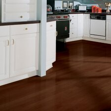 "Montecito Plank 4-1/2"" Engineered Maple Flooring in Chocolate"