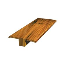 <strong>LM Flooring</strong> Reclaimed Pine T-Molding in Nutmeg Hand Scraped