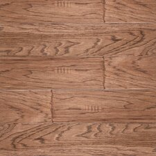 "<strong>LM Flooring</strong> River Ranch 5"" Engineered Hickory Flooring in Fireside"