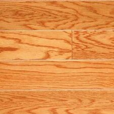 "<strong>LM Flooring</strong> Gevaldo 3"" Engineered White Oak Flooring in Butter Rum"