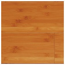 "Kendall Exotics 5"" Engineered Horizontal Bamboo Flooring in Carbonized"