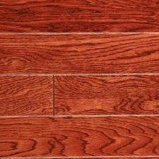 "Gevaldo 3"" Engineered White Oak Flooring in Cherry"