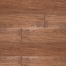 <strong>LM Flooring</strong> SAMPLE - River Ranch Engineered Hickory in Almond Hand Scraped