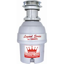 Legend 3/4 HP Garbage Disposal with Batch Feed