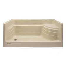 "Bonaire 60"" x 32"" Shower Base"