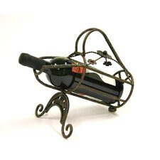 <strong>Creative Creations</strong> Xiafeng 1 Bottle Tabletop Wine Rack