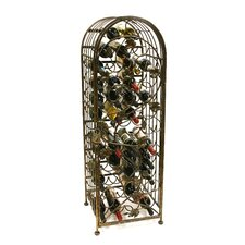 <strong>Creative Creations</strong> Xiafeng 47 Bottle Wine Rack