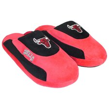 NBA Chicago Bulls Low Pro Stripe Slippers