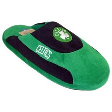 <strong>Comfy Feet</strong> NBA Low Pro Stripe Slippers
