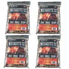 Mesquite Wood Chips (Set of 4)