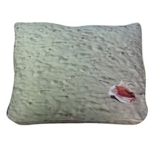 Rectangle Beach Dog Pillow