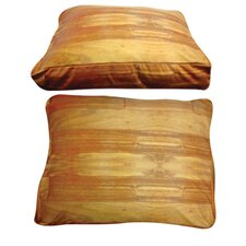 Rectangle Wood Flooring Dog Bed